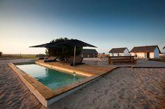 Wood Deck, Pool, Sand, Peaceful Retreat in Comporta, Portugal
