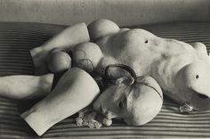 Hans Bellmer (1902-1975), STUDY OF DIE PUPPE, 1934
