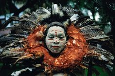 Africa |  Witch doctor from the Kikuyu tribe, Central Kenya | © David Wall