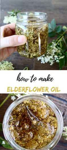 The infusion oil enables the creation of various things from massage oils to candles. Considering the healing effect of Elderflower on our skin we prefer to exploit their properties for the production of homemade creams, salves, and lip balms. #herbalism, #herbalhealth, #naturalremedies, #skincareremedies, #herbaldiy #elderfloweroil