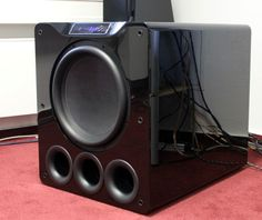 SVS PB16-Ultra Subwoofer Review (German language) #hometheater #basshead