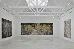 "Paris – Anselm Kiefer: ""Die Ungeborenen"" at Galerie Thaddaeus Ropac Through February 2013 Anselm Kiefer, Painting Gallery, Paris, Contemporary Art, Artists, Worship, Art Ideas, Studios, February"