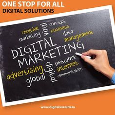 #Onlinemarketing combines the #internet's creative and technical tools, #including design, #development, #sales, and #advertising, while focusing on the following #primary business models:  E-commerce Lead-based websites Affiliate marketing Local search Online marketing has several advantages, including:  please Visit: www.digitalwizards.in Online Digital Marketing, Marketing Data, Business Marketing, Affiliate Marketing, Local Seo Services, Social Media Services, Advertising Networks, Best Seo Company, Google Ads