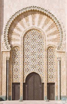 Amazing details <3 Morocco