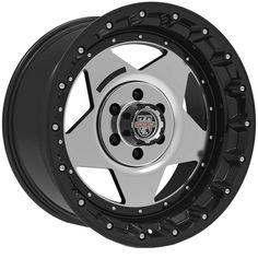 ULTRA 108 Xtreme 20X9 6X139.7 ET+18 Satin Black w// Satin Clear Coat Qty of 1