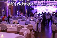 {Special Notes Entertainment Agency: Event Lighting Package Giveaway!} || The Pink Bride www.thepinkbride.com || Photo provided by Jim Ogle. || #tn #wedding #lighting