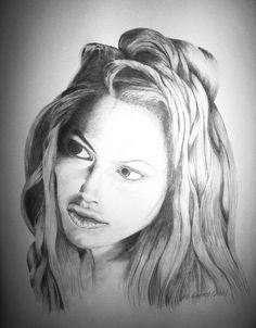 Pencil portraits By Ed Harris  original $400.00