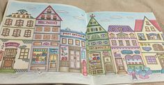 Romantic Country Coloring Book Book one