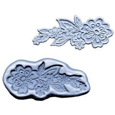 Lace Flowers Medallion Mold by CK by CK Products >>> For more information, visit image link.