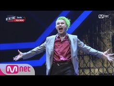 [Hit The Stage] Block B U-Kwon transforming to the Joker! 20160727 EP.01 - YouTube