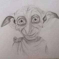 51 Harry Potter Characters Pencil Drawing Ideas - New Pintura Do Harry Potter, Arte Do Harry Potter, Harry Potter Painting, Harry Potter Artwork, Harry Potter Images, Harry Potter Drawings, Harry Potter Characters, Dobby Harry Potter, Harry Potter Sketch
