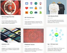 26 inspirational web design resources to boost your creativity | Econsultancy