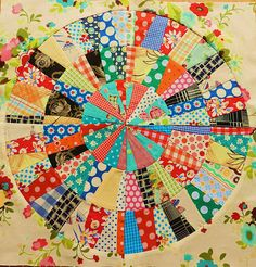 Freezer Paper Piecing Tutorial || Molly Flanders