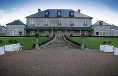 Campbell Point House - A luxury wedding venue - Emilia Rossi Luxury Wedding Venues, More Photos, Melbourne, Mansions, Architecture, House Styles, Check, Holiday, Blog