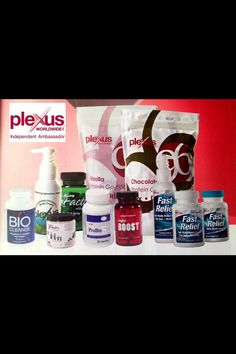 Plexus is a health and wellness company!  We have so many wonderful products!  Check them out at www.plexusslim.com/robinmccartney then send me questions if you have them!