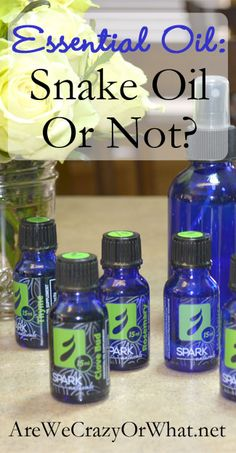 A skeptic's look at essential oil. Is there anything to them or are they just snake oil designed to steal your money? #beselfrelaint