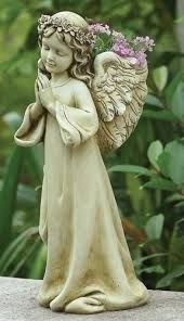 garden angel - Google Search
