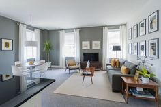 The Look for Less: Alberto's Living Room on a Budget