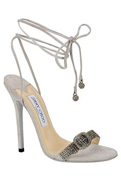 Jimmy Choo - Shoes Two - 2013 Spring-Summer Women Shoes Addict High Heels Shoes Grey Sandals, Sandals Outfit, Silver Sandals, Suede Sandals, Shoes Sandals, Stilettos, High Heels, Pumps, Nike Outfits
