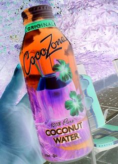 Just made other colors to this Coco-Zone bottle. Looks even better now :) Pure Coconut Water, Beverages, Drinks, Graphics, Pure Products, Canning, Bottle, Colors, Drinking