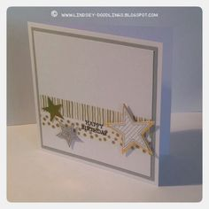 CAS cards, masculine, Washi tape