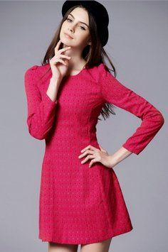 other short dress pin, black Pink Mini Sweet on Tradesy