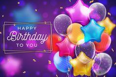 Birthday Wishes Flowers, Birthday Wishes Greetings, Happy Birthday Wishes Images, Happy Birthday Celebration, Happy Birthday Pictures, Birthday Wishes Quotes, Happy Birthday Writing, Happy Birthday Daughter, Cute Happy Birthday