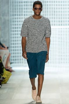 Lacoste Spring 2014 RTW - Review - Fashion Week - Runway, Fashion Shows and Collections - Vogue