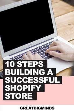 Building A Shopify Website: Learn how to set up a Shopify store in 10 easy steps. By the end of this step by step tutorial, you would have learned how to create Shopify website step by step from the ground up. #shopify #ecommerce #shopifytips #shopifystore #shopifywebsite