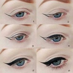 How to do a perfect eye liner
