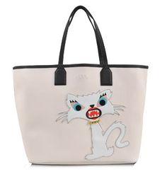 Choupette la chatte la plus fashion sur des sacs collector http://fashions-addict.com/Choupette-la-chatte-la-plus-fashion-sur-des-sacs-collector_378___15226.html