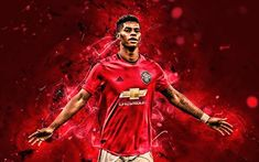 Man United, Soccer Pictures, Soccer Pics, Premier League, Manchester United Wallpaper, Best Gaming Wallpapers, Marcus Rashford, Manchester United Football, Football Wallpaper