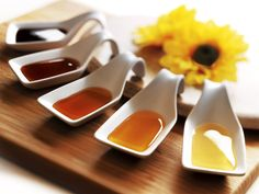 The best honey recipes. Find recipes using honey in desserts, baking, meals, drinks, and more! Milk Shakes, Natural Honey, Raw Honey, Natural Skin, Manuka Honey, Pure Honey, Natural Health, Types Of Honey, Honey Spoons