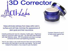 3D Corrector