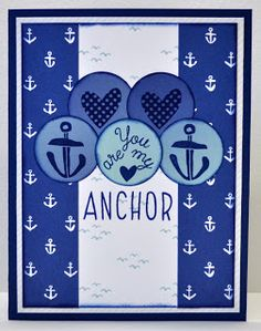 DAT'S My Style: You Are My Anchor