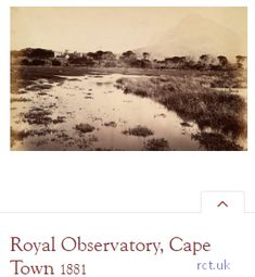 1881 Royal Observatory- rct.uk Nordic Walking, Cape Town, South Africa, Southern, Country Roads, History, Modern, Organization, Historia