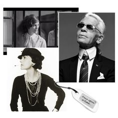 The new Chanel movie signed by Karl Lagerfeld! Read the article here http://www.thebloglabel.com/spotlight-once-upon-a-time-there-was-coco-chanel/