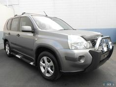 2009 Nissan X-Trail T31 ST MY10 Constantly Variable Transmission - Hm, thinking of a new car!