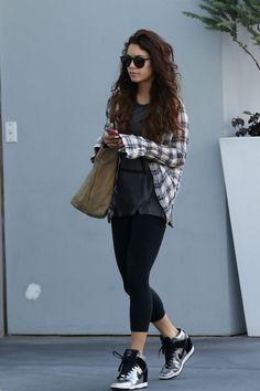 Vanessa Hudgens Leggings