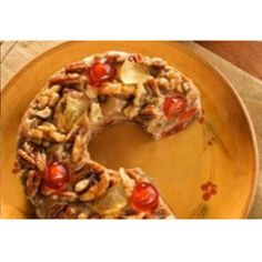 Grandma's Diabetic Friendly Sugar-Free Fruit Cake 2lb #Sugarfree #Diabetic #Fruitcake