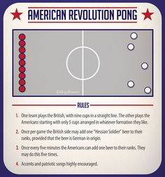 7 New Versions of Beer Pong - Image 1