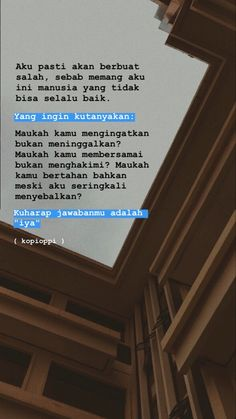 Quotes Rindu, Story Quotes, Tumblr Quotes, People Quotes, Mood Quotes, True Quotes, Great Quotes, Qoutes, Reminder Quotes