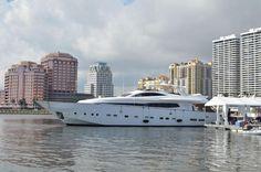 1998 Antago Power Boat 110' $1.6m