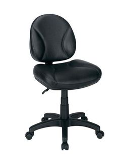 Office Depot Gibson Leather Task Chairs recalled. The mounting plate weld can break and separate the seat from the base of the chair.