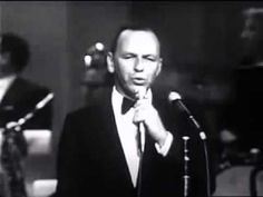 A video of Frank Sinatra singing 'Fly Me to the Moon', one of his famous songs.