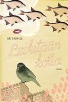 Aki Salmela, Finnish poet. Leikitään kotia