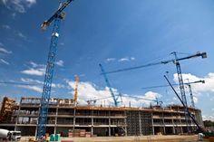 Obras para Copa-2014 geram prejuízo para a construção civil