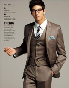 Net Photo: Korean-American actor Dennis Oh modelled for the brand 'The Class': Image ID: . Pic of Dennis Oh - Latest Dennis Oh Image. Suits Korean, Korean Men, Asian Men, Half Korean, Asian Guys, Korean Actors, American Casual, Korean American, Sharp Dressed Man