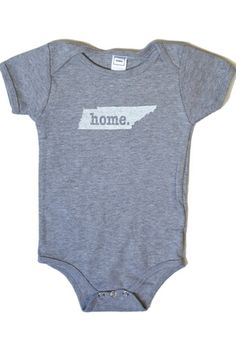 Tennessee Home T Onesie @Stage Ward