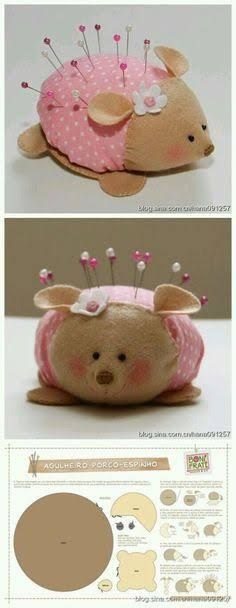 Image result for cutest pincushion